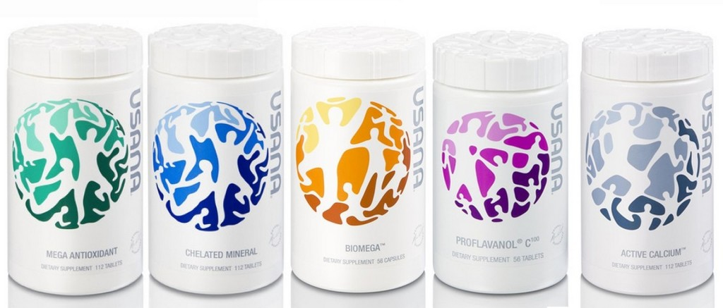 usana product complements